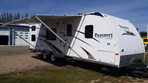 2008 Keystone Passport Ultra-Lite 280BH