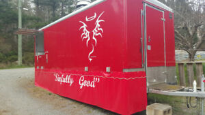 2014 Food Concession Trailer/Commercial Kitchen