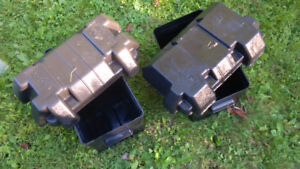 Vented Battery Box