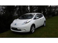 2015 '15' NISSAN LEAF 0.0 ACENTA 3.3KW. ONLY 11,550 MILES. 1 OWNER.