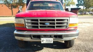 Reduced! 1995 Ford F-450 Pickup Truck