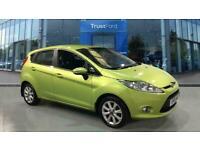 2010 Ford Fiesta 1.4 Zetec 5dr-Heated Windscreen, Bluetooth, Call Us On 02890654