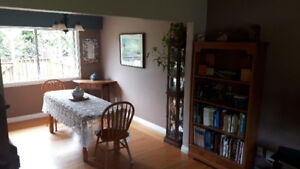3 bedroom house for rent available oct 1