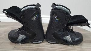 Salomon Malamute US Size 10 Snowboard Boots