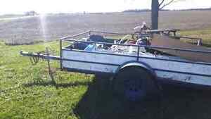 10 x 6 utility trailer  Sarnia Sarnia Area image 3