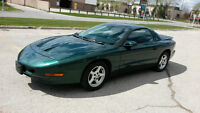 1996 Firebird Formula only 73,000 KMS.  Swap for ?