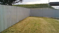 COMMERCIAL Chain Link Installs Fencing – Boulet Fence Constructi