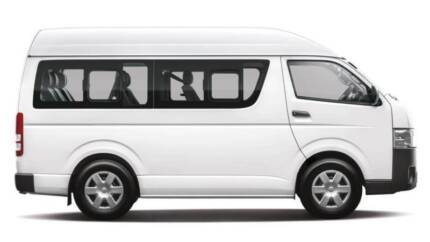 11 and 20 seater bus/mini bus with driver for hire