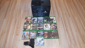 Xbox One Edition Day One + 16 jeux ( console )