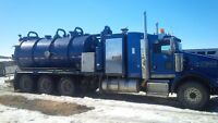 2004 Kenworth TriDrive Combo Vac Truck - OPEN TO OFFERS