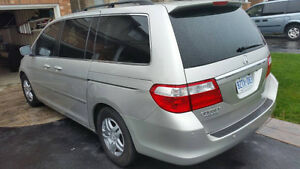 2007 Honda Odyssey Touring Minivan, Van, Certify and E-tested