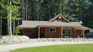 Cabin in the woods for sale