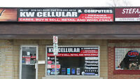 Cellphone, tablet, ipod repair and unlocking(iphone4/4s lcd $30)