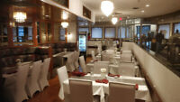 Restaurant hall available for rent