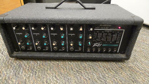 Peavey XR 400B Mixer Amp 4 Channel Made in USA