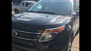 Beautiful 2013 Ford Explorer Limited - Fully Loaded