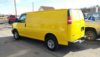 gmc savana express 2008