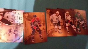 Cartes hockey tim horton 2016