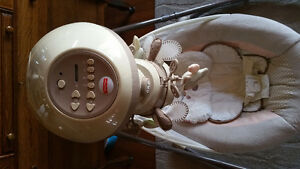 Fisher Price Snuggapuppy Swing