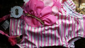Flamingo MudPie swimsuit