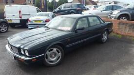 Jaguar XJ Series 4.0 auto XJR type R supercharged rare appreciating classic