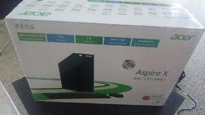 Acer Desktop Quad Core Brand New Sealed