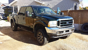 2001 Ford F-350 Lariat Leather Pickup Truck