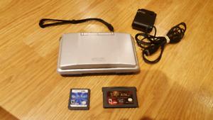 Original Nintendo DS with 2 games