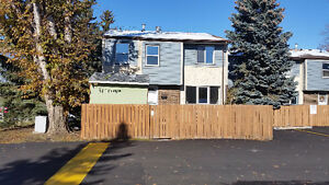 Townhouse for rent - Rent reduced