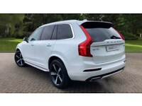 2012 Volvo XC90 2.0 T8 Hybrid R-Design Pro AWD Automatic Petrol/Electric Estate