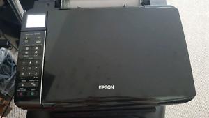 epson stylus NX510 printer with wifi