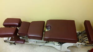 Zenith Hilo Hy Lo Chiropractic Adjusting Table