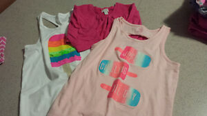 Size 12 and 14 Girls Clothes