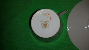 "Royal Albert ""Star of Eve, Orange Stars"", Art Deco Cup & Saucer Cambridge Kitchener Area image 7"
