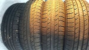 Tires Goodyear 160.00 for 4 tires