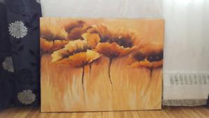 Grande peinture imprimée de Elena Filatov