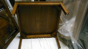 Solid Wood, square coffee table Kitchener / Waterloo Kitchener Area image 4