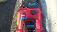 2011 Toro Power Clear 180 gas snowblower, brand new carburetor