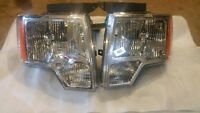 Ford F150 Factory Headlights 09-14
