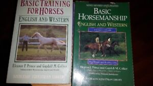 Western Horsemen and Various Books
