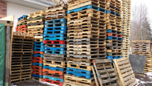 Pallets/Skids Wanted