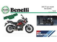 2017 BENELLI BN302..95.43 OVER 48M WITH A 199 DEP.9.9% APR