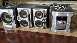 Sony audio/cd/ gaming system. Subwoofer included Peterborough Peterborough Area image 1
