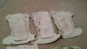 3 Fitted Cloth Diapers and 6 Diaper Covers Gatineau Ottawa / Gatineau Area image 4