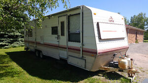1987 Fleetwood Prowler 31zb travel trailer