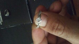 Peoples promise ring size 7