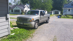 Parting out my 2002 gmc truck
