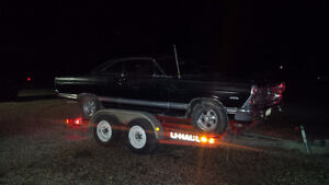 1967 Ford Fairlane project car