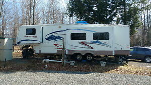 Fifth Wheel Mountaineer 32 pied