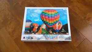 Lot of 5 Puzzles: Puppies, Hot Air Balloons and Landmarks Peterborough Peterborough Area image 6